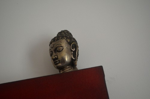 THE (detail): Buddha